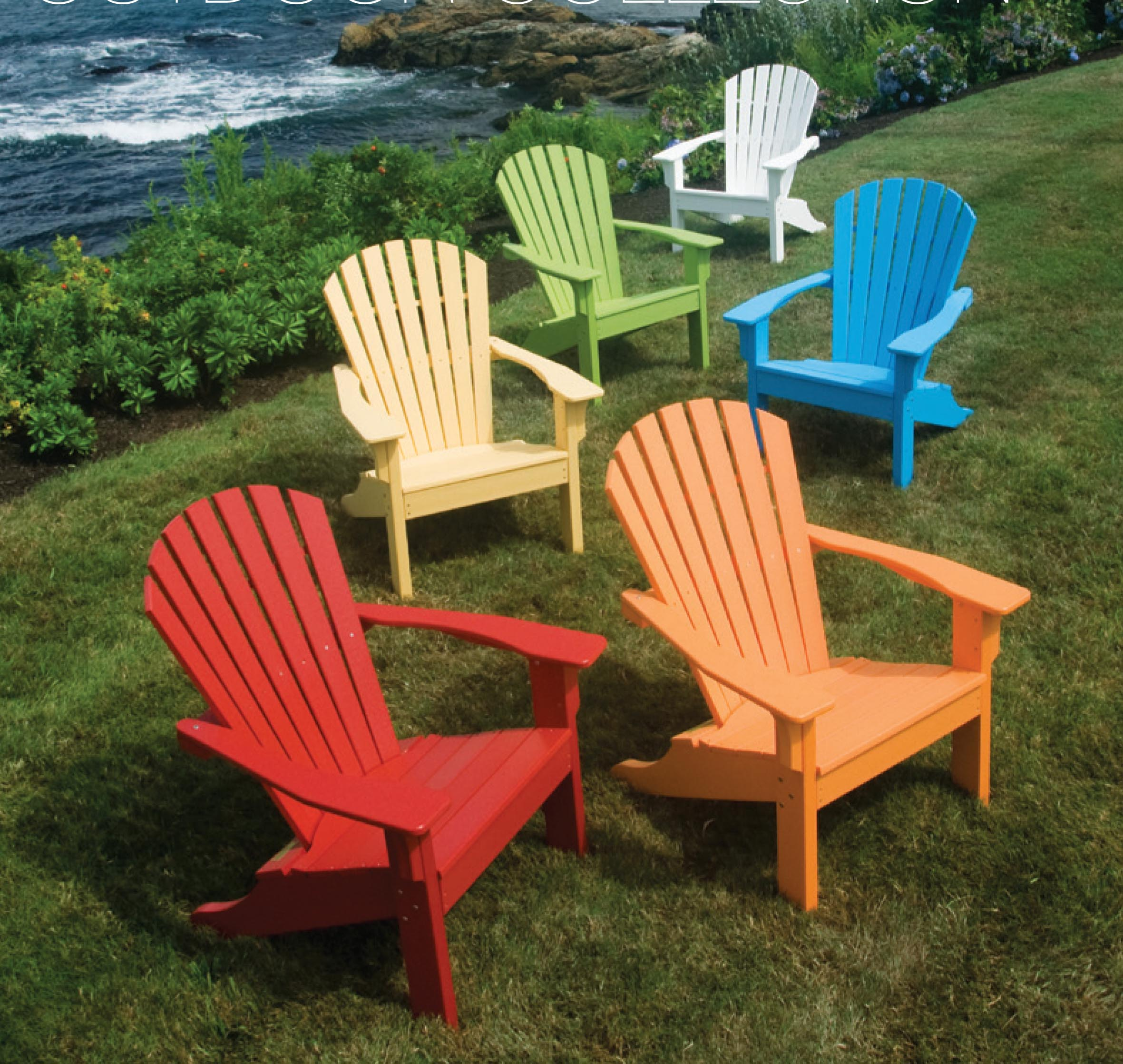 Patio furniture helm of sun valley Seaside collection furniture
